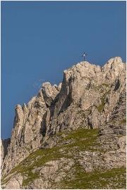 Gipfelkreuz Kammspitze 2807
