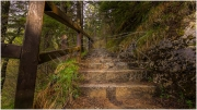 Treppe Salza Stausee 0586