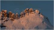 Kammspitze Abendsonne 4278