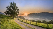 Sonnenaufgang am Mitterberg 8347